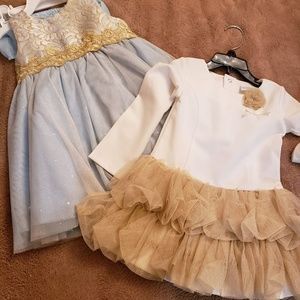 Rare Editions  Edgehill Collection Dresses.  18mos